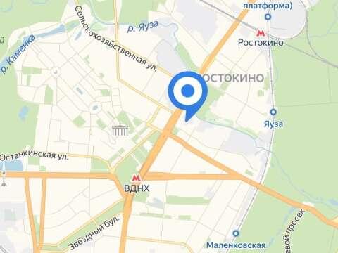 Апарт-комплекс на проспекте Мира 186А